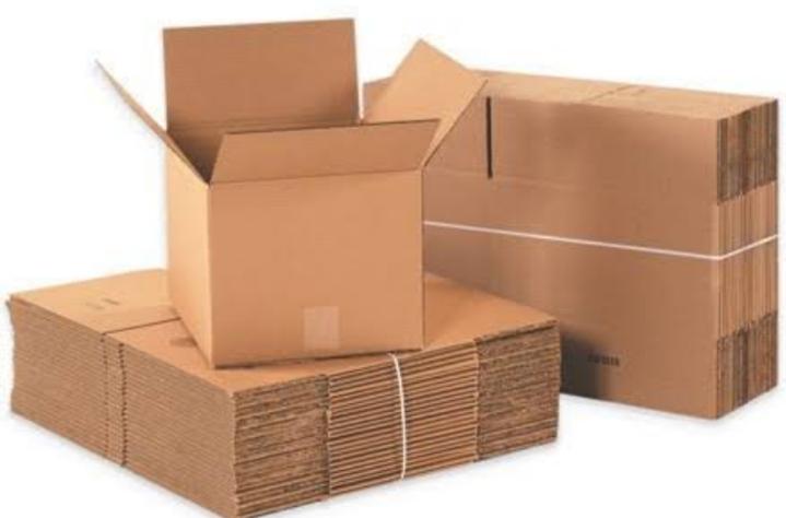 Karton Box atau Kardus