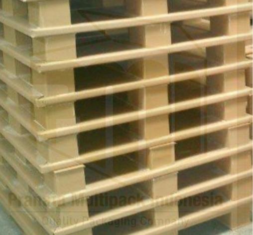 Pallet Kardus atau Corrugated Pallet