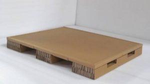 Pallet karton atau paper pallet