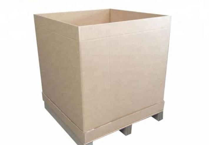 Pallet Karton box